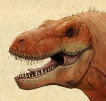 T.rex by Thek560