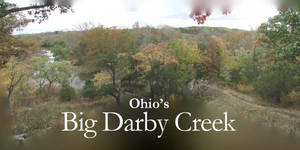 Big Darby Creek Panorama by vidthekid