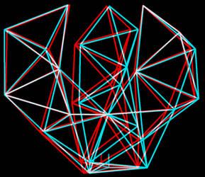 Tetrahedron Thing by vidthekid
