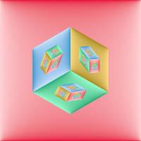 Cube Face by vidthekid