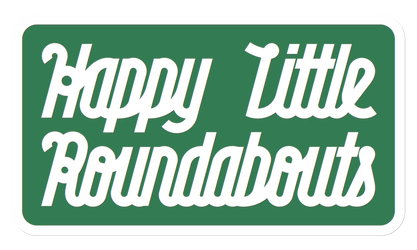 Happy Little Roundabouts Logo 1819 by vidthekid