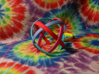 Hairband Globe by vidthekid