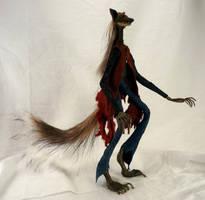 Hunter - Coyote by bleaknimue