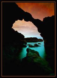 Tunnel of Light by gordonrae