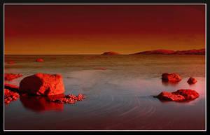 Rocks in the Sun by gordonrae