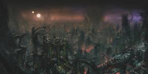 Dark City - Concept by Carpet-Crawler