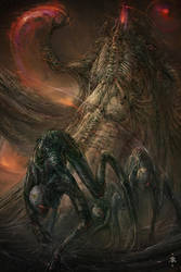 A Necromancer? by Carpet-Crawler