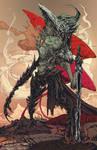 Demon Worshiper - Patreon reward! by Carpet-Crawler