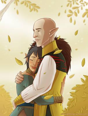 DA:I - Reunited by CapricornSun83