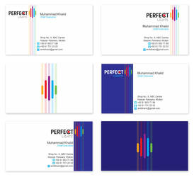 Perfect Lights Cards by irfanwasiq