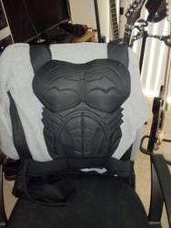 batman rubies foam armor for red hood costume WIP by ajb3art