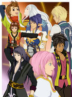 Tales of Vesperia by IrelzaArt