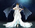 Dragon Queen by J-Sayi-Laolin