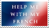 French stamp by prosaix
