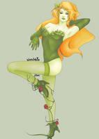 Poison Ivy by XitsxveryxdangerousX