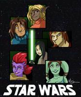 Star Wars Game by MPdigitalART