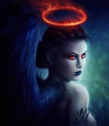 Angel by JoJoesArt