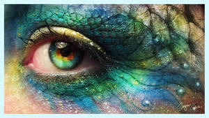 Siren's Stare by JoJoesArt
