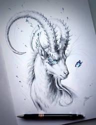 Capricorn by JoJoesArt