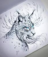 Lynx Soul by JoJoesArt
