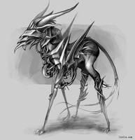 creature by Landylachs