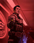 Mass Effect - the dark side by CelionInc