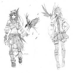 APB Gossamer Sketch 1 by arnistotle