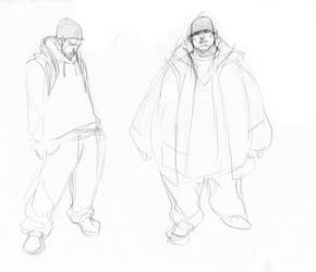 APB Sketches 4 by arnistotle