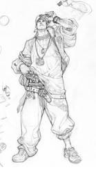 APB Sketches 32 - Yo Dawg by arnistotle