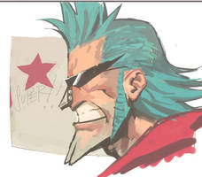Franky poo by arnistotle