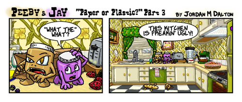 PBNJ: Paper or Plastic? Pt3 by DangerPins