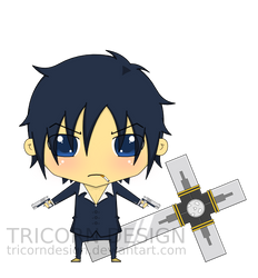 Nicholas D.Wolfwood by TriCornDesign