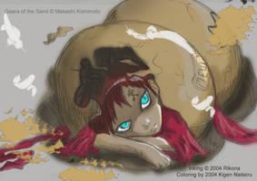 Naruto- Good Boy  colored by KigenNaiteiru