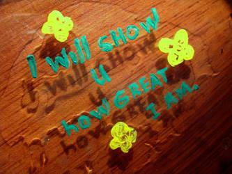 I will. by Shh-GonnaDrawNow