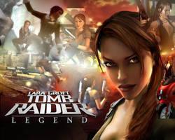 Tomb Raider Legend by Naids