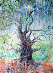 Dancing Tree 03 by chesya