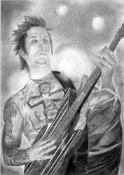 Synyster Gates by beautiful-denial