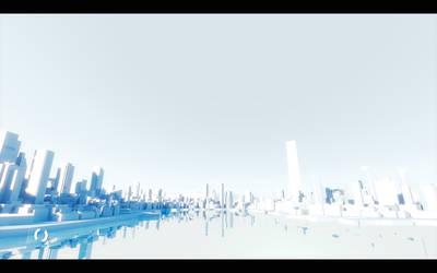 Mirrors Edge Intro screen by II-Art