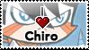 I :heart: Chiro Stamp by II-Art