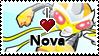 I :heart: Nova Stamp by II-Art