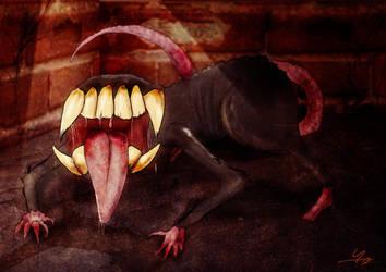 OC AT: La Mala Rata by II-Art