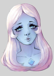 Blue Diamond by RockuSocku