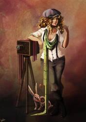 Kat Goldilocks by Lulolana