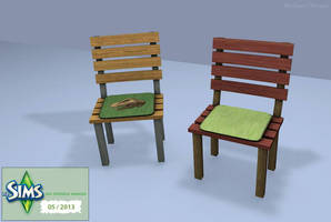Bones Chair by tthias