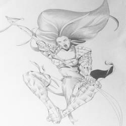 guerrera by tintasmagazine