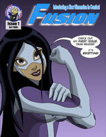 Fusion 1 Cover by EssayBee