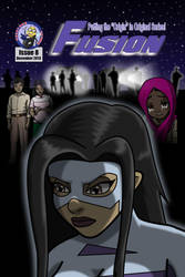 Fusion Issue #8 Cover by EssayBee