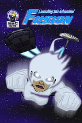 Fusion #12 Cover by EssayBee