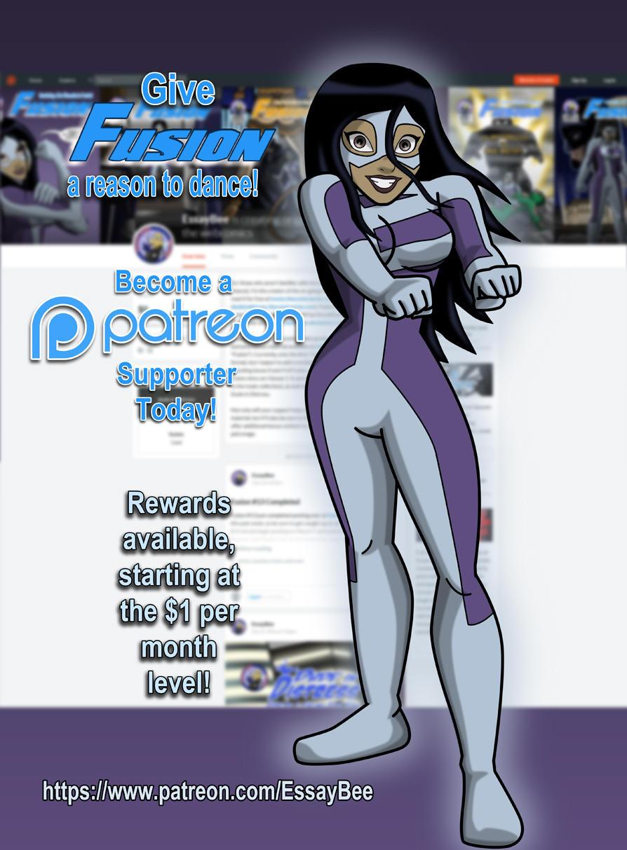 FusionPatreonAd by EssayBee