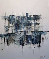 634-ARCHI BLUE by jhsavoldelli